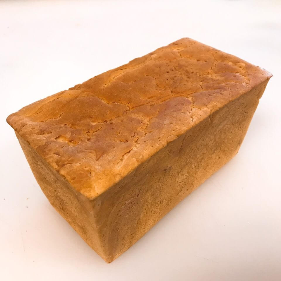 グルテンフリー角型食パン
